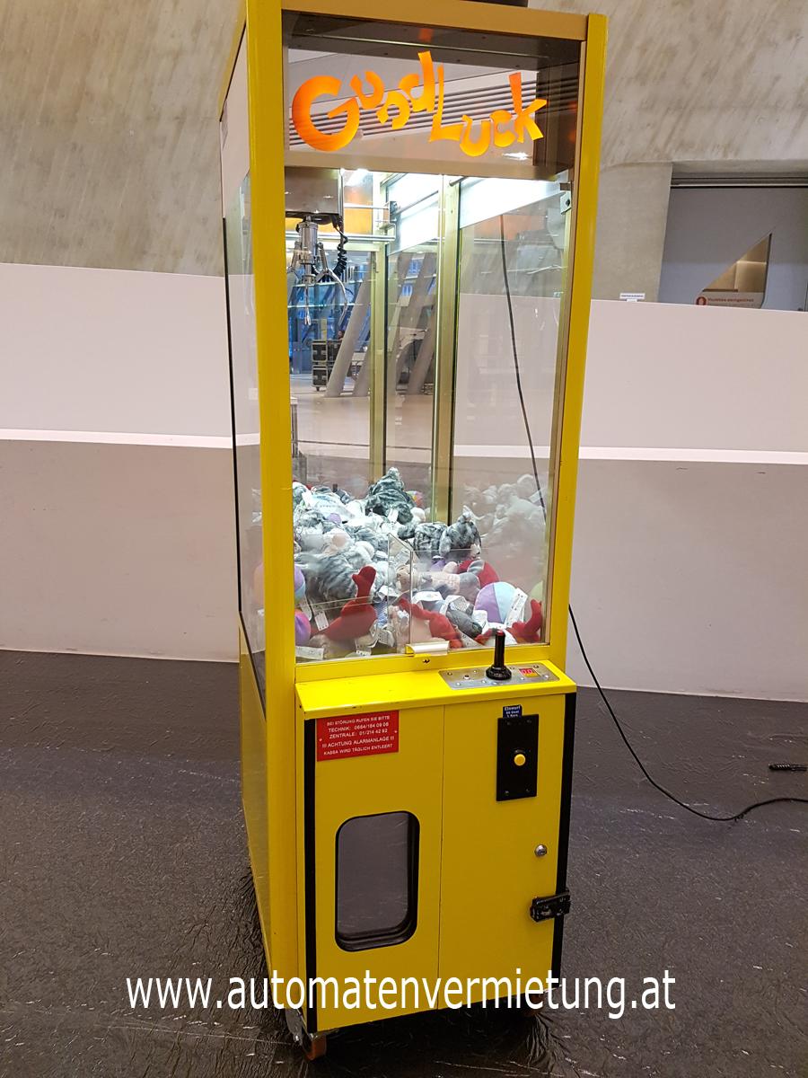 automat mieten