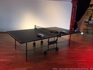 ping pong tisch game spiel garten mieten. Black Bedroom Furniture Sets. Home Design Ideas